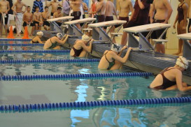 Pioneer Swimmers Make a Big Splash!