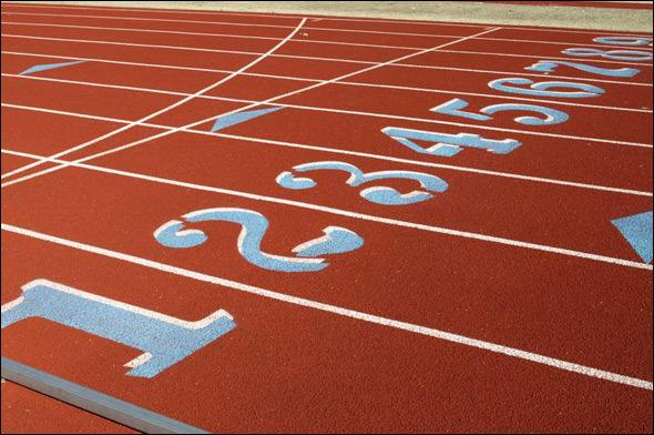 Spring Track Preview