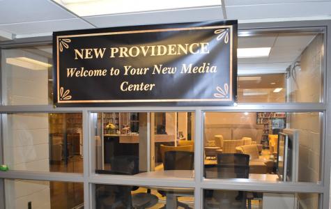 P.O.V.: A Walk Through the New Media Center With Mrs. McGraw