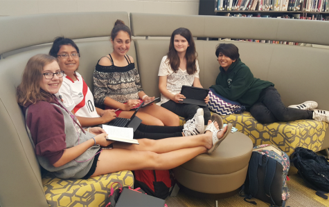 New Media Center Creates a New Atmosphere for Students