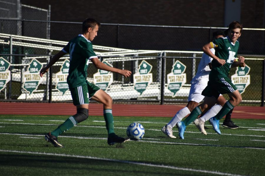 Boys Soccer:  An Interview with Christian Muller