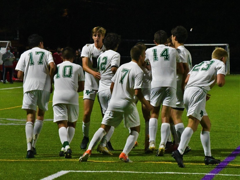 Boys Soccer Starts Season Under New Guidelines