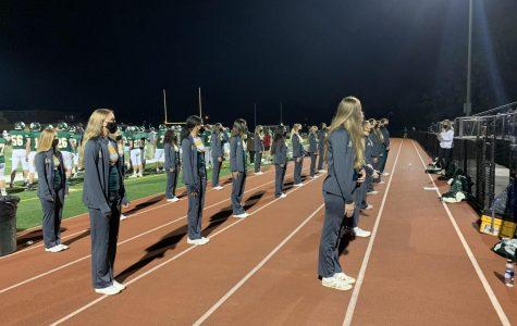Cheerleaders Stay S-A-F-E