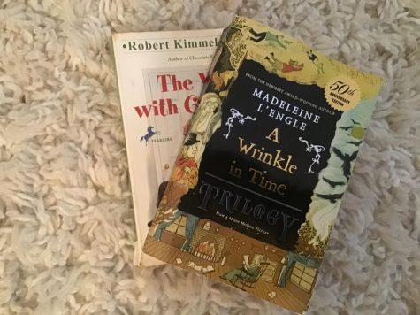 Teen Book Recommendations