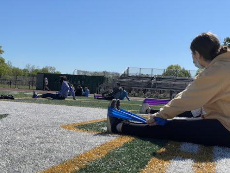 Photo Essay:  A Day in the Life of an NPHS Student (COVID Edition)
